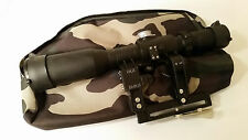 POSP PSPU 4-8x42B Scope, 1000m reticle, Saiga mount w/zoom and diopter adj