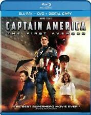 Captain America: The First Avenger (Two- Blu-ray