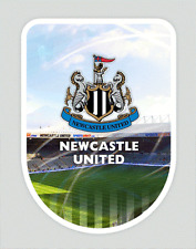 3D Universal Sticker Newcastle Utd Football Club Official for Console iPad New