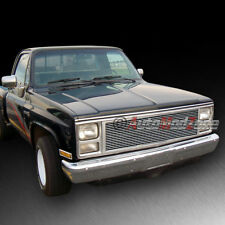 81-87 Chevy GMC Pickup Blazer Jimmy Suburban Billet Grille Grill Show Light