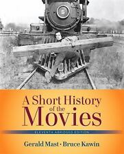 Short History of the Movies, A  , Abridged Edition (11th Edition)-ExLibrary
