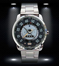 Volkswagen CLASSIC VW Beetle Bug Sport Metal Watch