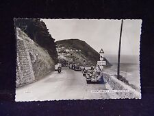 Vintage Countisbury Hill, Lynmouth England RPPC Postcard