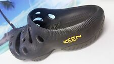 Keen Mion Men's Dark Gray Graphite Water Sandals Size US 11 EU 45 EUC