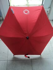 Orange Bugaboo parasol / umbrella!!