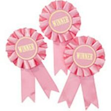 Pony Party Supplies Pony Winner Rosettes - Birthday Party Essentials - Horses