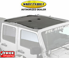 Smittybilt 95500 Cloak Extended Mesh Top for 07-16 Jeep Wrangler JK Unlimited
