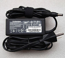 Original OEM Battery Charger Toshiba Satellite A135-S4527 A200 A215 l455d-s5976