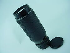 CANON FD 100-300mm f/5.6 Zoom Macro Manual Focus Lens - Clean Glass