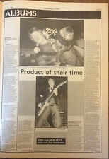 1979 Sex Pistols ´Some Product: Carri on Sex Pistols´ Album review UK Magazine