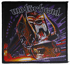 Motorhead Orgasmatron Album Cover Sew On Patch New & Official Band Merch