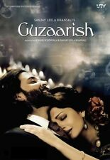 Guzaarish - Hrithik Roshan, Aishwarya Rai - bollywood hindi movie dvd