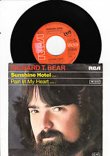 "7""  Richard T. Bear - Sunshine Hotel ---------"