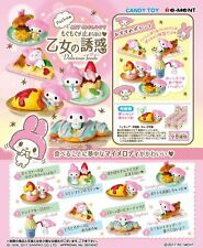 03/2017 Re-Ment Miniature Sanrio My Melody Delicious Foods Full set of 8 pcs