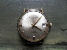 Vintage men's wristwatch Kienzle Selecta made in Germany