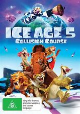 Ice Age 5 - Collision Course (DVD, 2016)