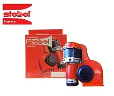 NEW SUPER LOUD STEBEL NAUTILUS * BRIO BP3 * TWIN AIR HORN SWITCHABLE 2 MODES KIT