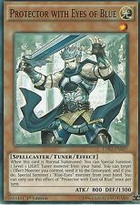 YU-GI-OH CARD: PROTECTOR WITH EYES OF BLUE - LDK2-ENK07 1ST EDITION