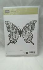RETIRED Stampin Up Stamp Large Swallowtail Butterfly