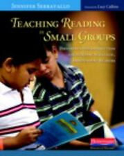 Teaching Reading in Small Groups: Differentiated Instruction for Building Strate
