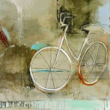 BICYCLE ART PRINT Cozy Bike Patrick Wright