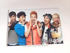 BigBang Big Bang Photo Book KPOP GD G Dragon TOP Dae Sung Tae Yang Seung Ri