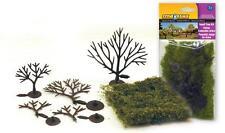 SCENE-A-RAMA Woodland Scenics SMALL TREE KIT Model Diorama Landscape SP4193