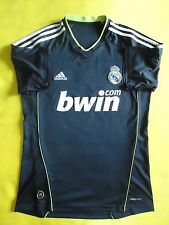 4,9/5 REAL MADRID 2010/1011 JERSEY SHIRT CAMISETA ADIDAS ORIGINAL FOOTBALL AWAY