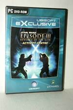 STAR WARS EPISODE III REVENGE OF THE SITH ACTIVITY USATO PC DVD ITA GD1 47500