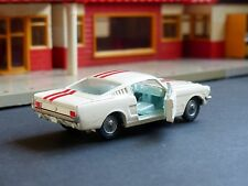 Corgi Toys 325 Ford Mustang 2+2 Fastback Competition with cast wheels
