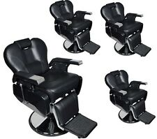 4~All Purpose Hydraulic Recline Barber Chairs Salon Beauty Spa Shampoo Equipment