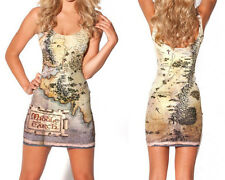 VESTIDO SEÑOR DE LOS ANILLOS / LORD OF THE RINGS MIDDLE EARTH SHORT DRESS NEW!