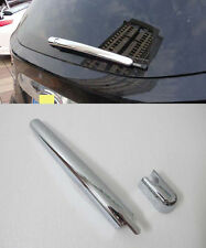 Chrome Triple Rear Windshield Wiper Cover Trim for 2013-2015 Ford Escape Kuga