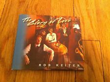 ROB KEITER Glory Of Love CD Laughter In The Rain YOU ARE MY HEAVEN Get Happy OOP