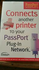 passport printer plug in network