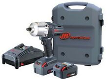 """1/2"""" Cordless Impact Wrench Standard Anvil Two Battery Kit with Universal Charg"""