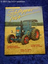 Schlepper Post 6/01 Eicher Story MF 35 Hela Allgaier R22