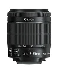 Canon EF-S 18-55mm STM f/3.5-5.6 IS Lens BRAND NEW