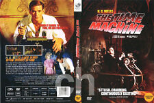 The Time Machine (1960) - George Pal, Rod Taylor, Alan Young  DVD NEW