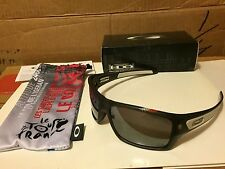 NEW Oakley - Tour de France Turbine - Gray Smoke  / Black Iridium, OO9263-16