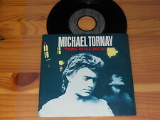MICHAEL TORNAY - TIME WILL HEAL / GERMANY VINYL 7'' SINGLE 1986 MINT-