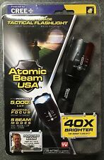 US SELLER New in box Tough Grade Tactical Flashlight As Seen on TV