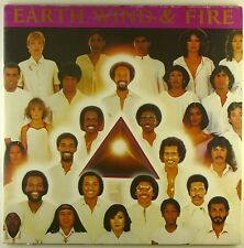 "2x 12"" LP - Earth, Wind & Fire - Faces - A3794 - washed & cleaned"