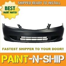 Fits 2004 2005 Honda Civic Coupe Front Bumper Painted to Match (HO1000216)