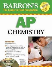 Barron's AP Chemistry with CD-ROM (Barron's AP Chemistry (W/CD)), Jespersen Ph.D