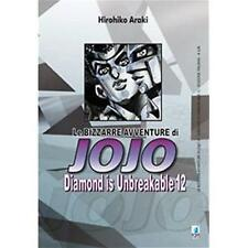 LE BIZZARRE AVVENTURE DI JOJO - DIAMOND IS UNBREAKABLE 12 DI 12 STAR COMICS NUOV