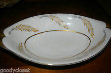 "MEITO NORLEANS COURTLEY FINE CHINA 12""""L OVAL SERVING BOWL UNUSED COND"