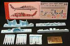 Olimp Resin 1/48 SIKORSKY MH-60S KNIGHT HAWK Late Series Conversion Set