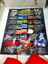 Super Nintendo Notice De La Console