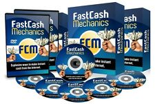 Learn Ways To Make Instant Cash From The Internet- 26 Videos + Bonus on 1 CD